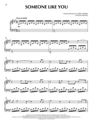 Adele: Adele for Piano Solo: Piano