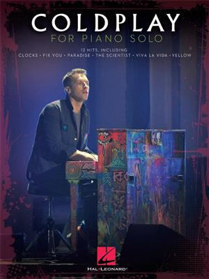 Coldplay: Coldplay For Piano Solo: Piano