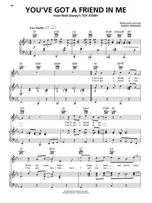 Disney: Piano