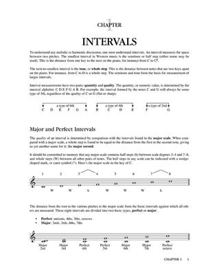 Jazzology: The Encyclopedia Of Jazz Theory: All Instruments