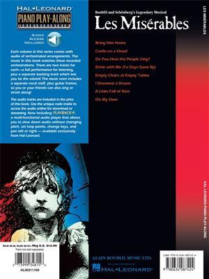 Alain Boublil: Les Misérables: Piano