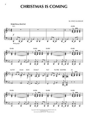 Vince Guaraldi: Charlie Brown Christmas: Piano