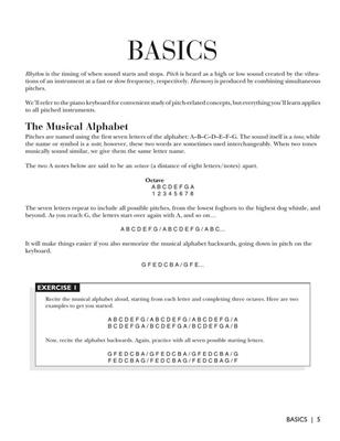 Music Theory - A Practical Guide For All Musicians