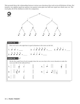 Barrett Tagliarino: Music Theory - A Practical Guide For All Musicians