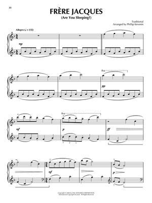 Classical Folk - 15 International Folksongs: Arr. (Phillip Keveren): Piano