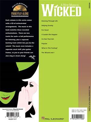Stephen Schwartz: Wicked: Piano or Keyboard