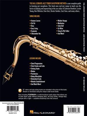 Jazz Saxophone - Tenor