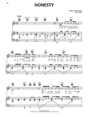 Billy Joel: Billy Joel Hits: Piano or Keyboard