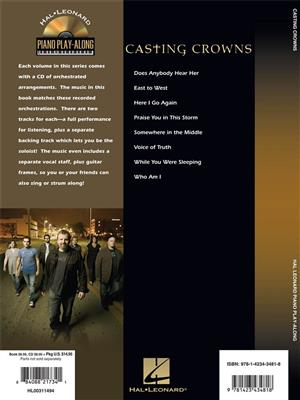 Casting Crowns: Casting Crowns: Piano, Vocal, Guitar