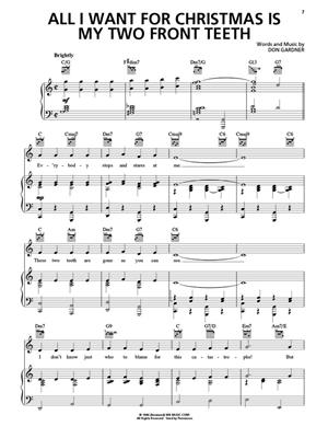 Christmas Songs for Kids: Piano, Vocal, Guitar