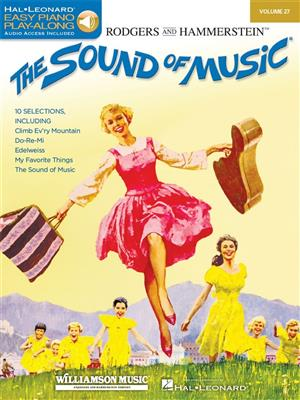 Oscar Hammerstein II: The Sound of Music: Easy Piano