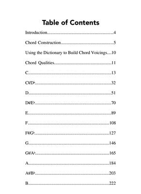 Hal Leonard Pocket Piano Chord Dictionary: Piano or Keyboard