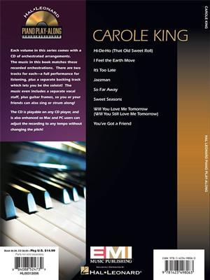 Carole King: Carole King: Piano