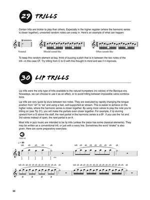 101 Trumpet Tips: Stuff All the Pros Know & Use: Trumpet, Cornet or Flugelhorn