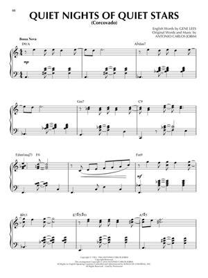 Antonio Carlos Jobim: Antonio Carlos Jobim: Piano or Keyboard