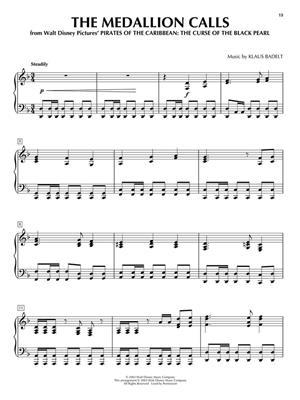 Disney Songs: Piano or Keyboard