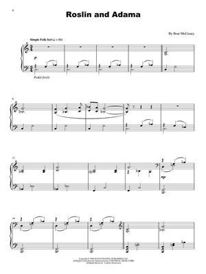 Bear McCreary: Battlestar Galactica: Piano or Keyboard
