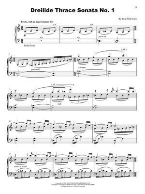 Bear McCreary: Battlestar Galactica: Arr. (Bear McCreary): Piano