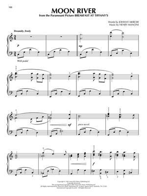 Henry Mancini: Henry Mancini Piano Solos: Piano or Keyboard