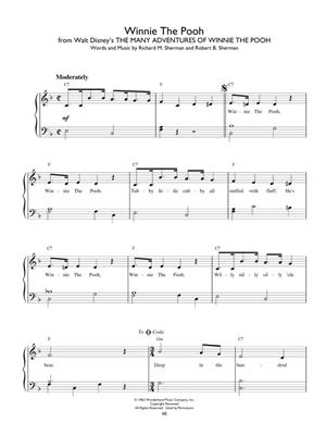 Disney Hits For Easy Piano: Piano or Keyboard