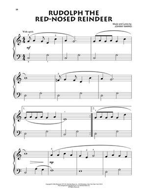 Christmas Hits: Piano or Keyboard