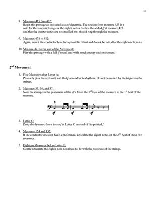 Symphonic Repertoire for Timpani: Drums and Percussion