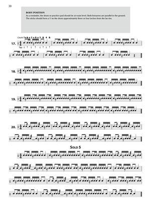 Rhythm Reading For Drums Book 2: Drum Kit