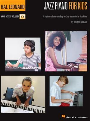Hal Leonard Jazz Piano for Kids