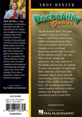 Rockabilly Guitar: Guitar or Lute
