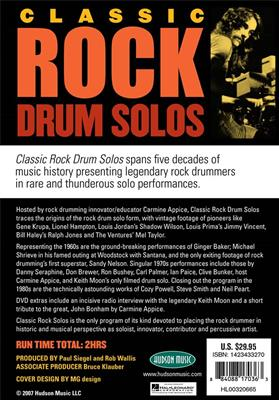 Hudson Music: Classic Rock Drum Solos