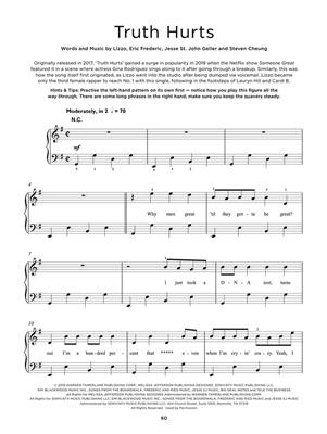 Really Easy Piano: Chart Hits #9: Piano Solo