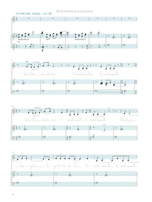 Bjork: 34 Scores for Piano, Organ, Harpsicord and Celeste