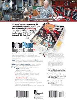 The Guitar Player Repair Guide - 3rd Revised Ed.