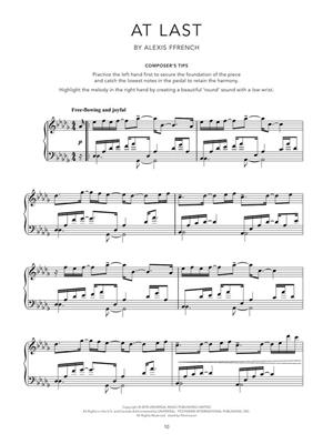 Alexis Ffrench: Alexis Ffrench: The Sheet Music Collection: Piano
