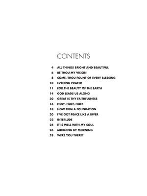 Piano Calm: Prayer: Arr. (Phillip Keveren): Piano