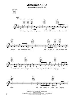 First 50 Songs You Should Strum on Ukulele: Ukulele Solo
