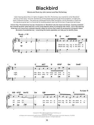 The Beatles: Really Easy Piano: 40 Beatles Hits: Piano