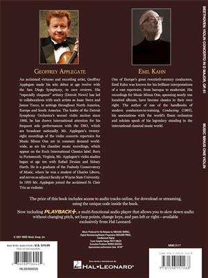 Ludwig van Beethoven: Violin Concerto in D Major, Op. 61: Violin