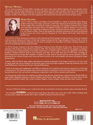 Antonio Vivaldi: Le Quattre Stagioni [The Four Seasons]: Orchestra and Solo
