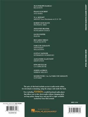 Jascha Heifetz: Favorite Encores: Violin