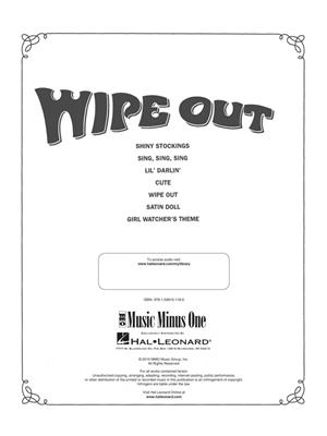 Jim Chapin: Wipe Out: Drum Kit