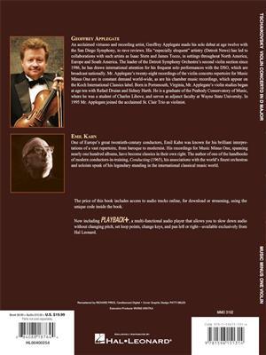 Pyotr Ilyich Tchaikovsky: Violin Concerto in D Major, Op. 35: Violin