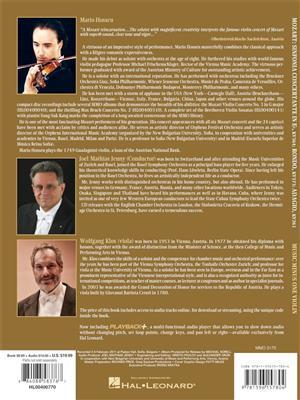 Wolfgang Amadeus Mozart: Sinfonia Concertante in Eb, KV364: Violin & Viola