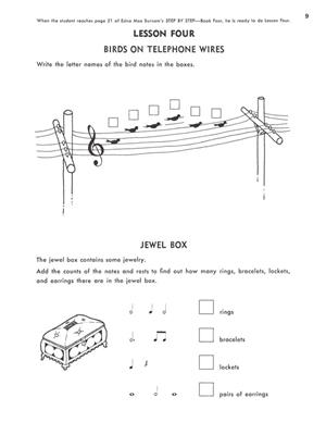 Write It Right With Step By Step - Book 4: Piano or Keyboard