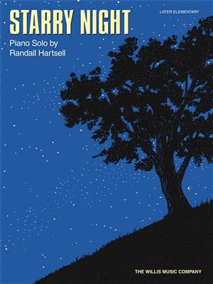 Randall Hartsell: Starry Night: Piano