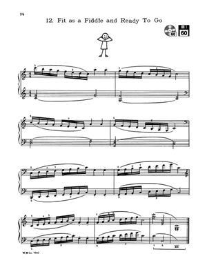 A Dozen a Day Technical Exercises Book 2: Piano