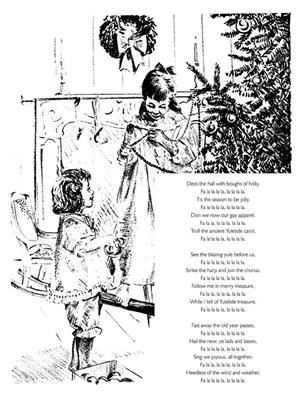 John Thompson: The John Thompson Book of Christmas Carols: Piano or Keyboard