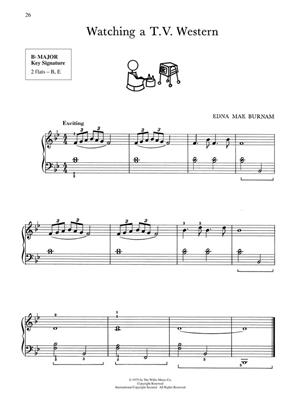 Edna-Mae Burnam: A Dozen a Day - Play with Ease in Many Keys: Piano