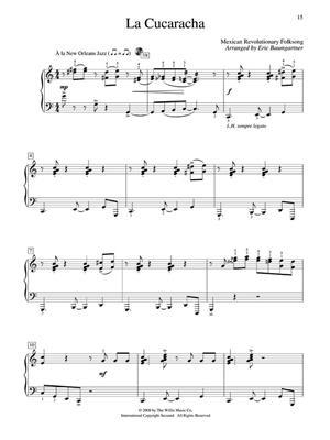 Eric Baumgartner's Jazz It Up! -Familiar Favorites: Arr. (Eric Baumgartner): Piano