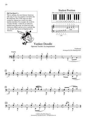 Teaching Little Fingers To Play - Songbook: Piano